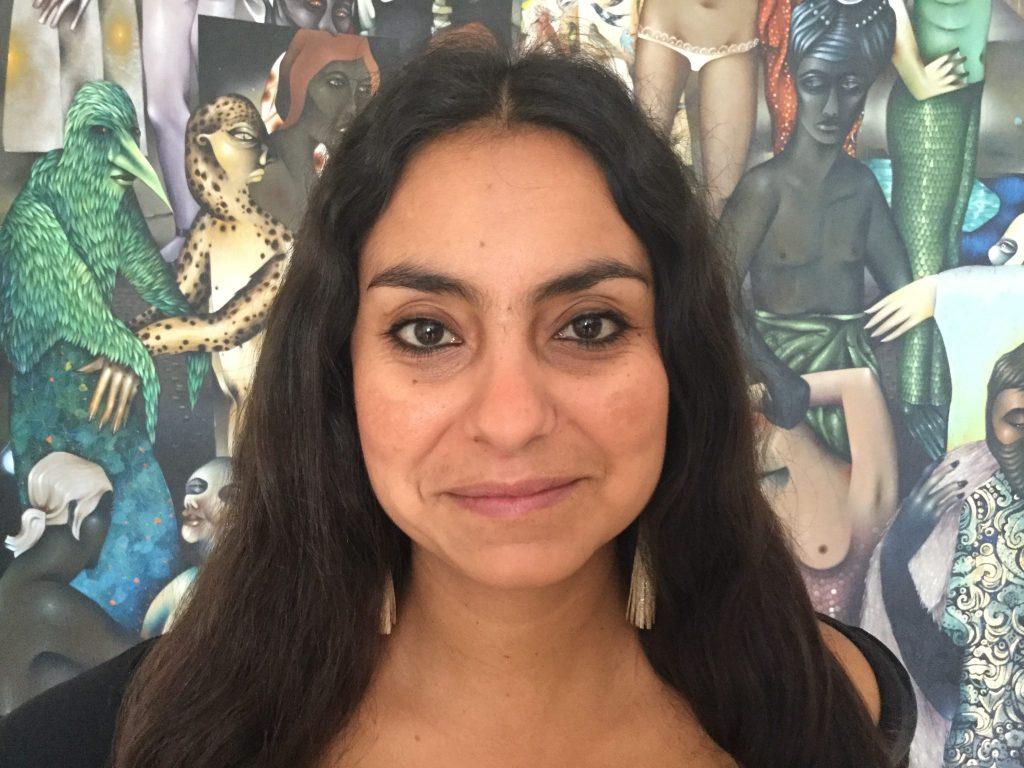 Indira Castellón